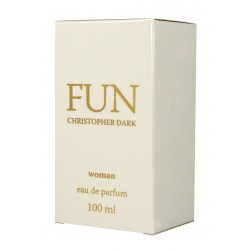Christopher Dark Woman Fun Woda perfumowana  100 ml