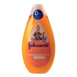 Johnson's Baby Bubble Bąbelkowy Płyn do kąpieli 2w1 dla dzieci  500ml