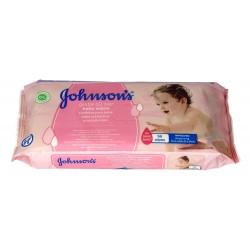 Johnson's Baby Gentle All Over Chusteczki nawilżane dla dzieci  1op.-56szt