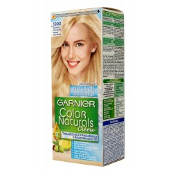 Garnier Color Naturals Krem koloryzujący nr 1000 Naturalny Ultra Blond 1op
