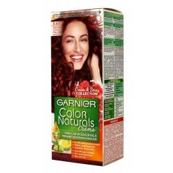 Garnier Color Naturals Krem koloryzujący nr 6.60 Ognista Czerwień 1op