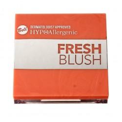 Bell Hypoallergenic Róż do policzków Fresh Blush nr 01 Golden Peach  1szt