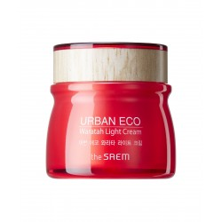 The SAEM Urban Eco Waratah Light Cream Lekki krem do twarzy 60 ml