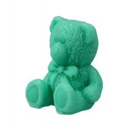 LaQ Mydełko glicerynowe Mały Miś  - zielony  30g