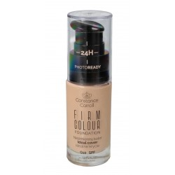 Constance Carroll Firm Colour Foundation Podkład kryjący nr 04 Warm Beige  30ml