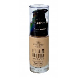 Constance Carroll Firm Colour Foundation Podkład kryjący nr 02 Sand Beige  30ml