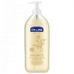 On Line Intimate Płyn do higieny intymnej Balance z rumiankiem  500ml