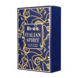 Bi-es Italian Spirit for men Woda toaletowa  100ml