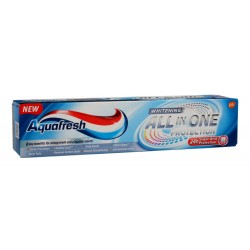 Aquafresh All In One Protection Pasta do zębów Whitening  100ml