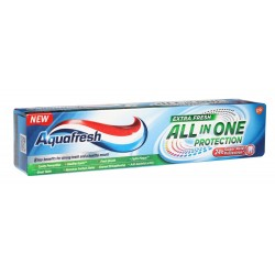 Aquafresh All In One Protection Pasta do zębów Extra Fresh  100ml