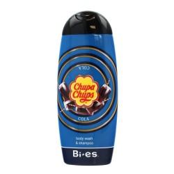 Bi-es Chupa Chups Żel pod prysznic i szampon 2w1 Cola  250ml
