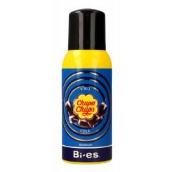 Bi-es Chupa Chups Dezodorant w sprayu Cola  100ml