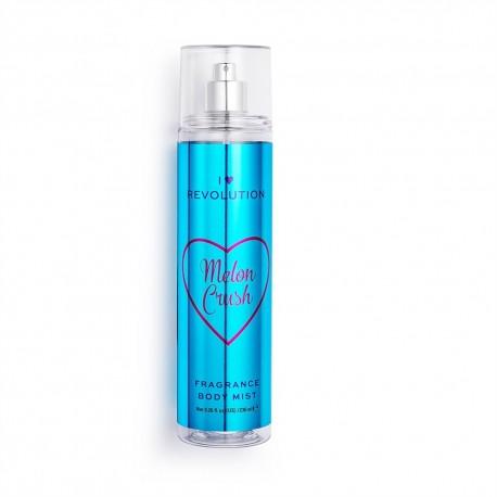 I Heart Revolution Fragrance Body Mist Mgiełka perfumowana do ciała Melon Crush, 236 ml