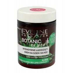 Eveline Botanic Expert Intensywnie Łagodzący Krem na dzień i noc Aloes 100ml
