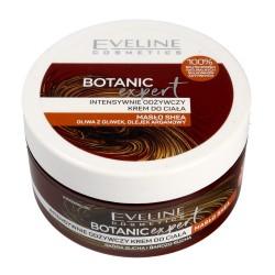 Eveline Botanic Expert Intensywnie odżywczy Krem do ciała - Masło Shea  200ml