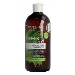 Eveline Botanic Expert Tonik do twarzy antybakteryjny 3w1  400ml