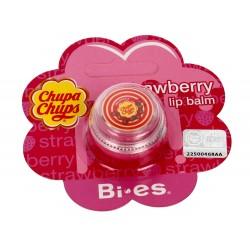 Bi-es Chupa Chups Balsam do ust Strawberry  1szt