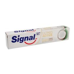 Signal Long Active Pasta do zębów Coco White  75ml