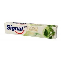Signal Long Active Pasta do zębów Herbal  75ml