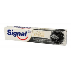 Signal Long Active Pasta do zębów Charcoal  75ml
