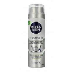 NIVEA MEN Sensitive Pianka do golenia 3-dniowego zarostu  200ml