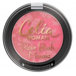 Celia Woman Róż do policzków Rose Blush Mosaik nr 01  1szt