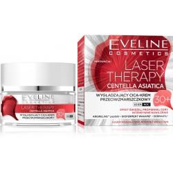 Eveline Laser Therapy Centella Asiatica 30+ Cica-Krem na dzień i noc  50ml