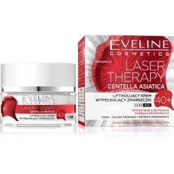 Eveline Laser Therapy Centella Asiatica 40+ Liftingujący Krem na dzień i noc  50ml
