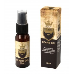 By My Beard Olejek odżywczy do brody i zarostu  30 ml