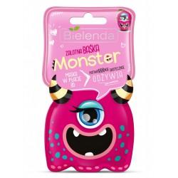 Bielenda Monster Maska w płacie 3D odżywcza Zalotna Baśka  1szt