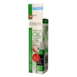 Eveline Nail Therapy Perfumowana Oliwka do skórek i paznokci Green Paradise  12ml
