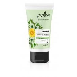 POLKA Owies Żel do mycia twarzy Oczyszczenie+Komfort  150ml