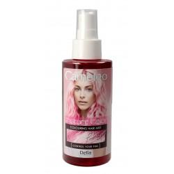 Delia Cosmetics Cameleo Płukanka do włosów w sprayu Pink  150ml