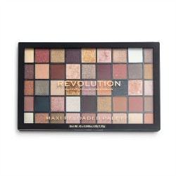 Makeup Revolution Paleta cieni do powiek 45 Maxi Reloaded plt Large It Up, 1 szt.