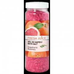 Fresh Juice Sól do kąpieli Grapefruit & Rosemary  700g