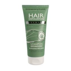 Dermofuture Precision Hair Exfoliation Szampon enzymatyczny peelingujący  200ml