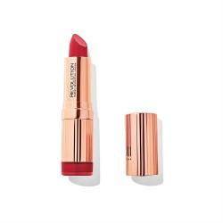 Makeup Revolution Pomadka do ust Renaissance Lipstick Classic, 1 szt.