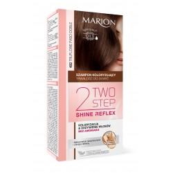 Marion Two Step Shine Reflex Szampon koloryzujący nr 402 Truflowe Paso Doble  1op.