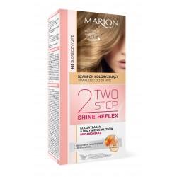 Marion Two Step Shine Reflex Szampon koloryzujący nr 409 Słoneczny Jive  1op.