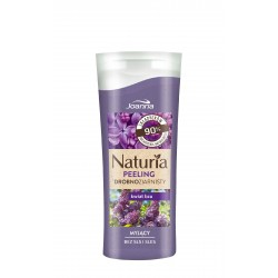 Joanna Naturia Peeling do ciała drobnoziarnisty Kwiat Bzu  100g