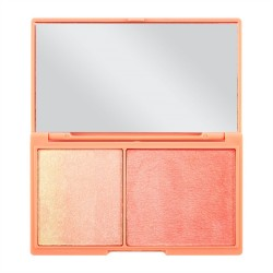 I Heart Makeup Chocolate Peach & Glow - Paletka do konturowania twarzy  11g