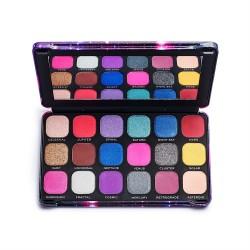 Makeup Revolution Paleta cieni do powiek 18 Forever Flawless Constellation
