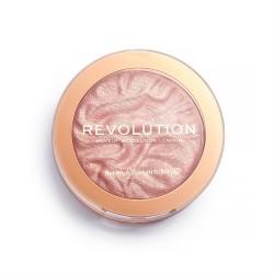Makeup Revolution Rozświetlacz do twarzy Reloaded Make an Impact