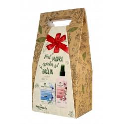 Farmona Zestaw prezentowy Herbal Care (Krem do twarzy Irys Syberyjski 50ml+tonik nawilżający 200ml)