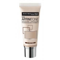 Maybelline Affinitone Podkład nr 17 Rose Beige - tuba  30ml