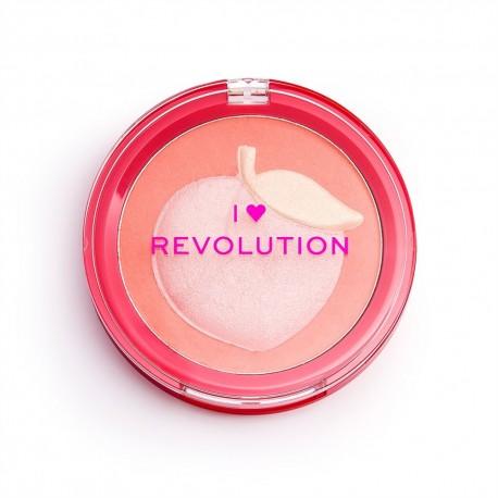 I Heart Revolution Róż do policzków Fruity Blusher Peach
