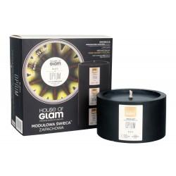 House Of Glam Modułowa Świeca zapachowa Black Opium  200g