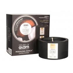 House Of Glam Modułowa Świeca zapachowa Black Coconut  200g
