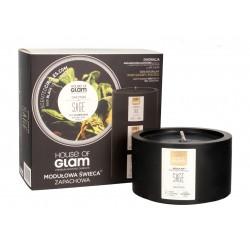 House Of Glam Modułowa Świeca zapachowa Oak Moss Sage  200g