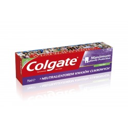 Colgate Pasta Maximum Cavity Protection Fresh Mint  75ml